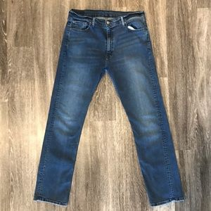 LEVI'S Blue Denim Jeans 36x34